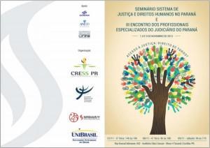 Seminario Sistema de Justiça e Direitos Humanos no Paraná