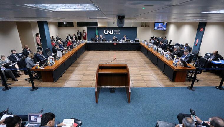 Como funciona o Plenário do CNJ?