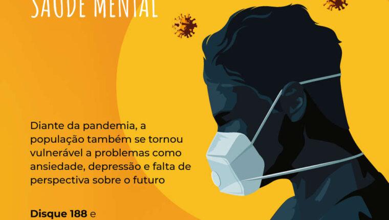 Mais atenção à saúde mental #setembroamarelo